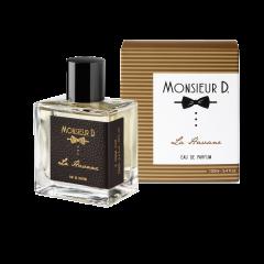 Apa de parfum La Havane Monsieur 100ml