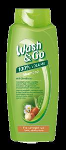 Sampon cu 3uleiuri Wash&Go 750ml