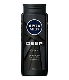 Gel de dus Deep Nivea Men 500ml