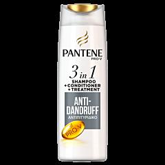 Sampon Pantene Pro-V Anti-Dandruff 3in1, 300 ml
