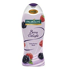 Crema de dus Palmolive cu extract de fructe de padure 500ml