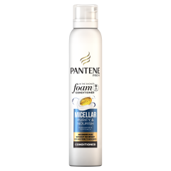 Balsam spuma Pantene Pro-V Micellar Purify & Nourish 180 ml