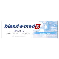 Pasta De Dinti 3D Whitening Therapy Enamel Care, 75 ml Blend-a-med