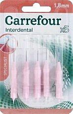 Periute interdentare Carrefour 5 bucati