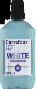 Apa de gura pentru albire Carrefour 500ml