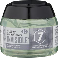 Gel de par invizibil Carrefour 250ml