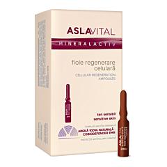 Fiole regenerare celulara Aslavital 7x2ml