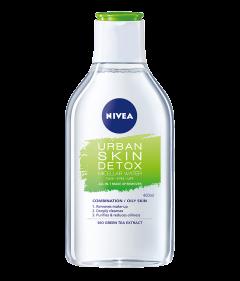 Apa micelara Nivea Urban Skin Detox 400ml