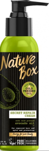 Tratament de par cu ulei de avocado Nature Box 150ml