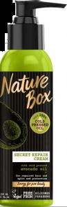Tratament de par cu ulei de avocado Nature Box 150ml