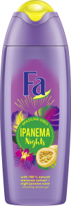 Gel de dus Fa Ipanema Nights, 400 ml
