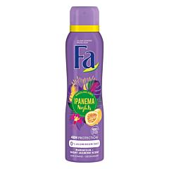 Deodorant spray Fa Ipanema Night, 150 ml