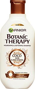 Sampon pentru par uscat lipsit de suplete Coco Milk&Macadamia Garnier Botanic Therapy 400ml