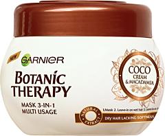 Masca pentru par uscat lipsit de suplete Coco Milk&Macadamia Garnier Botanic Therapy 300ml