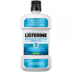 Apa de gura Advanced Defence Sensitive Listerine 500ml