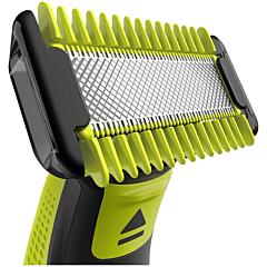 Aparat hibrid de barbierit, tuns barba si parul corporal Philips OneBlade QP2620/20