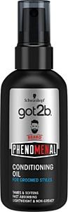 Ulei pentru barba, Got2B Phenomenal, Schwarzkopf, 75ml
