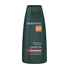 Sampon anticadere Gerovital Men 400 ml