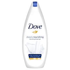 Gel de dus nutritiv Dove Deeply Nourishing 250ml