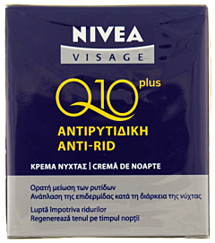 Crema de noapte Nivea Q10 Plus 50ml