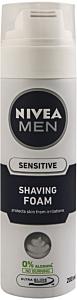 Spuma de ras Men Sensitive Nivea 200ml
