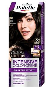 Vopsea de par Palette intensive color creme c1 negru albastrui