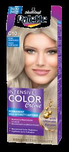 Vopsea de par Palette intensive color creme c10 blond argintiu rece