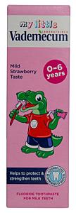 Pasta de dinti cu capsuni pentru nou-nascuti Vademecum My Little 50ml