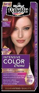 Vopsea de par Palette intensive color creme ri5 rosu aprins