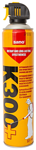 Spray insecticid cu aerosol Sano impotriva insectelor taratoare K300+ 630ml