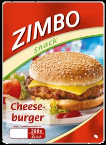 Cheeseburger Zimbo 280g