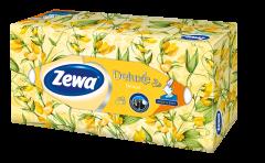 Servetele faciale Zewa Deluxe Design, 3 straturi, 90 bucati