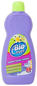 Sampon pentru curatarea covoarelor si mochetelor BioCarpet 500ml