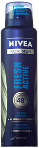 Deodorant antiperspirant spray Nivea Fresh Active 150ml