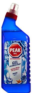 Gel pentru dezinfectarea si parfumarea toaletei Peak Maoaletei 750ml Peak Marine