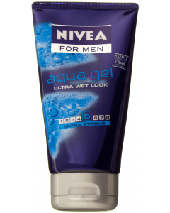 Gel de par Nivea Aqua Ultra Strong 150ml