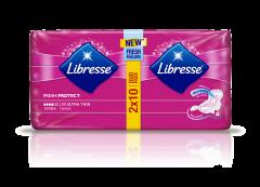 Absorbante Libresse Ultra Normal Duo 20 bucati