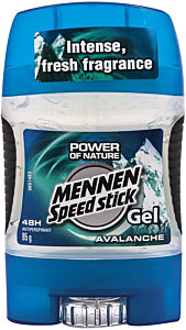 Antiperspirant stick gel Mennen Speed 85 g