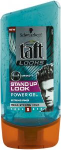 Gel de par Stand Up Look Taft 150 ml