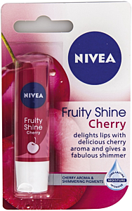 Balsam de buze Nivea Fruity Shine Cherry
