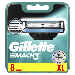Rezerve aparat de ras Gillette Mach3, 8 bucati