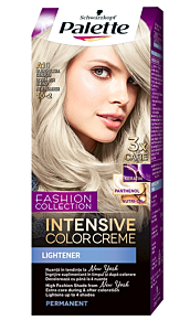 Vopsea de par permanenta intensive color cream A10 blond cenusiu Schwartzkopf Palette 110 ml