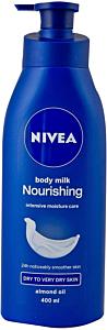 Lapte de corp hranitor Nivea Nourising 400ml
