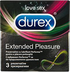 Prezervative Extended 3 B Durex