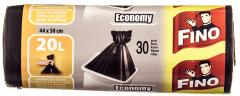 Pungi pentru gunoi Fino 20litri, 44x50cm 30buc