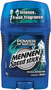 Stick anti-perspirant Mennen Speed Stick Avalanche