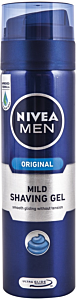 Gel de ras Nivea Men 200 ml