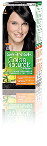Vopsea de par Garnier Color Naturals 1 Negru