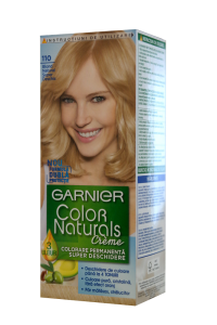 Vopsea de par Garnier Color Naturals 110 Blond Foarte Foarte Deschis Natural