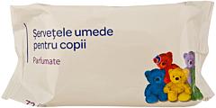 Servetele umede pentru copii Carrefour 72buc